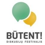 "Diskusijų festivalis ""Būtent!"""